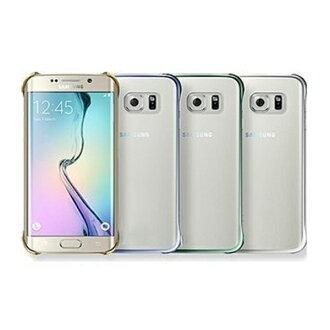 Samsung 三星 Galaxy S6 Edge G9250 原廠薄型透明背蓋 【葳豐數位商城】