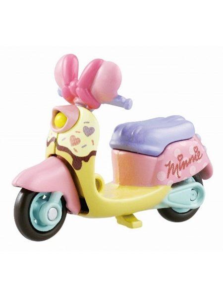 日本直送 Tomica 多美加 金屬小汽車 迪士尼 Disney 2016年復活節 米妮 速可達機車款