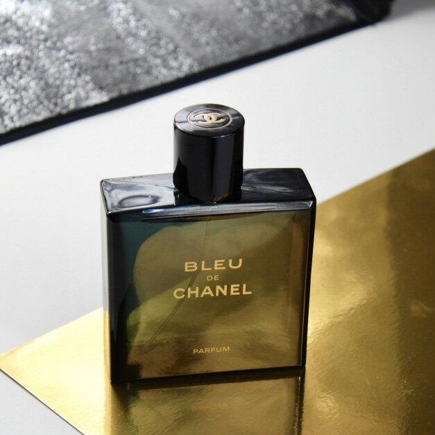 CHANEL香奈兒 Bleu de Chanel 藍色男性香精 100ml  專櫃熱銷男香【SP嚴選家】 5