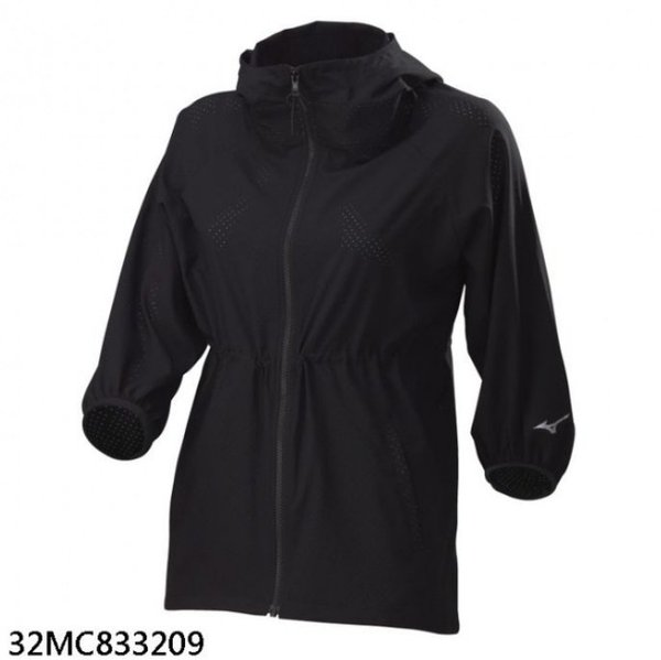 【登瑞體育】MIZUNO女款七分袖輕薄外套_32MC833209