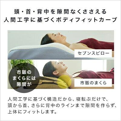 True Sleeper Seventh Pillow 舒眠記憶枕 枕頭 TR7P3SHY。20個工作天後配送。-日本直送 日本樂天-日本必買 日本樂天代購(15984*3) /  件件含運 2