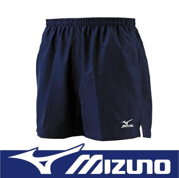 【限時69折!】萬特戶外運動 MIZUNO 美津濃 J2TB4A5414 男路跑褲 舒適 背部口袋設計 深丈青色