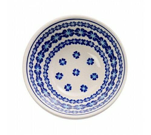 【預購】Polish Pottery波蘭陶- 可愛14.5cm餐碗 - 典雅小藍花 1