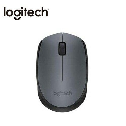 ~迪特軍3C~羅技 LOGITECH B170 無線滑鼠 只有 灰黑款 2.4G 無線 無