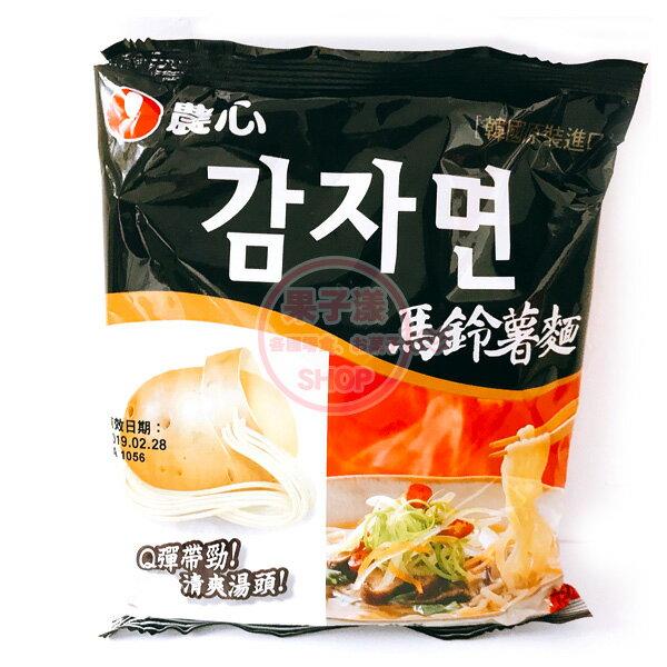 韓國農心馬鈴薯麵泡麵(單包100g)[KR485]