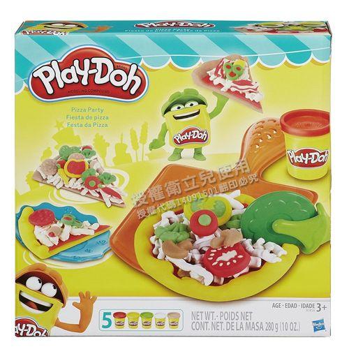 Play-Doh 培樂多 披薩派對遊戲組★衛立兒生活館★