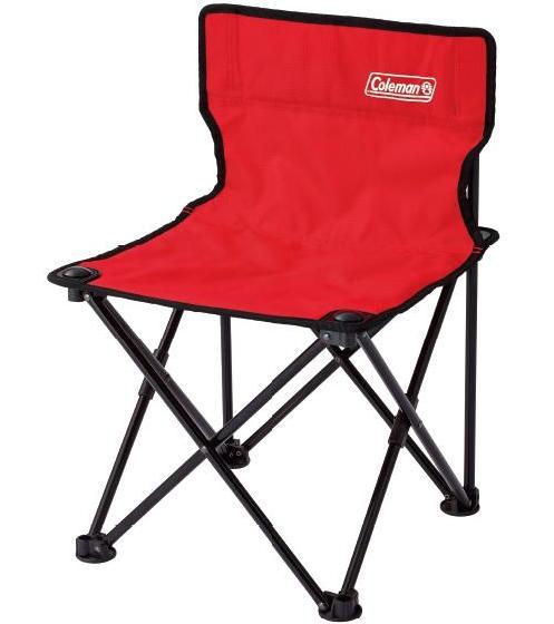 Coleman 吸震折椅/小型露營折疊椅 CM-26845M000紅