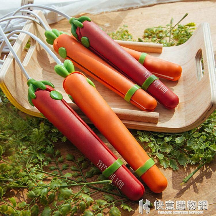 捲髮棒捲發棒小夾板直發捲發器兩用內扣迷你學生空氣瀏海韓國便攜式熨板特惠促銷