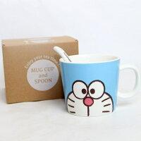 小叮噹週邊商品推薦哆啦A夢馬克杯組 小叮噹 水杯 日貨 正版授權 J00040034