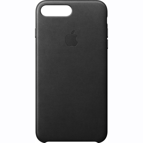 Apple iPhone 7 Plus Leather Case (Black) MMYJ2ZM/A 0