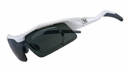 【【苹果户外】】720armour B318-2-RXCL Tack 亮白 防爆偏光灰 PCPL 飞磁换片 polarized 宝丽来 偏光镜片 偏光眼镜 运动太阳眼镜