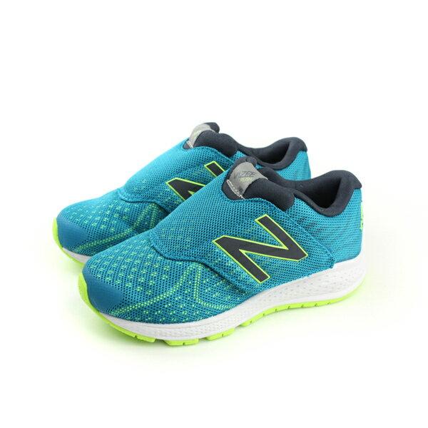 New Balance VAZEE RUSH 跑鞋 藍綠色 中童 no260