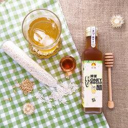 【永禎】蜂蜜醋250ML/ 健康果醋/ 促進腸胃健康/ 天然釀造