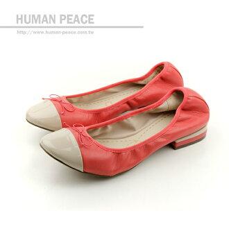 Clarks Ditsy Dress 平底鞋 紅 女款 no669