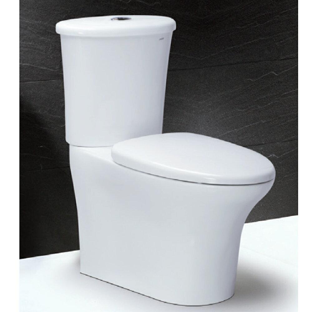 【caesar凱撒衛浴】馬桶附馬桶蓋 含二段式水箱(CF1331/CF1431)