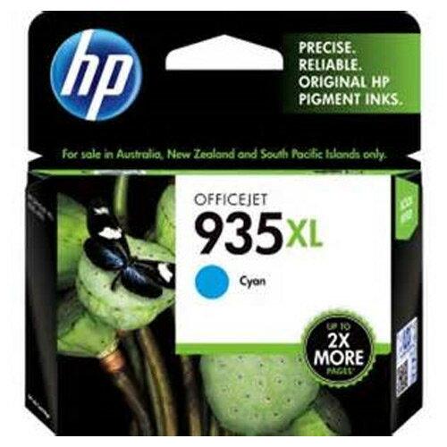 【HP 墨水匣】HP C2P24AA  #935XL 原廠藍色高容量墨水匣