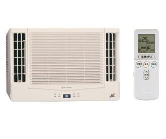 HITACHI 日立 RA-40NA 雙吹窗型變頻冷暖空調★指定區域配送安裝★