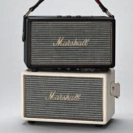 志達電子 Kilburn 英國搖滾經典 MARSHALL 攜帶式藍芽喇叭 支援AUX 輸入