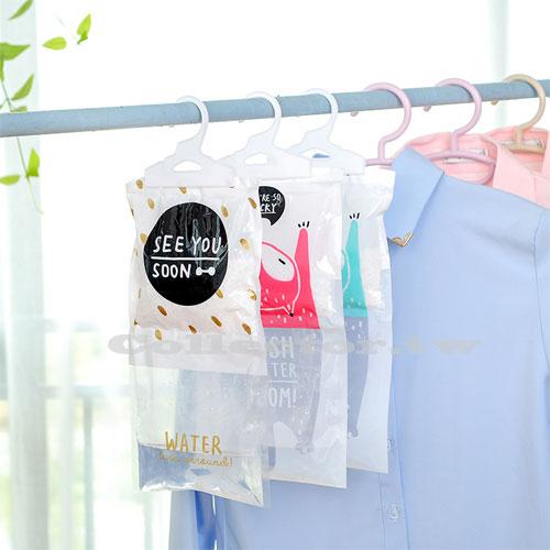 【F17082503】韓版第二代可掛式強力除溼防潮袋 衣櫃防潮除濕劑 衣櫥掛式吸濕袋