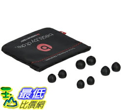 [107美國直購] Monster Replacement Ear Gels Bud Cushions for Dr. Dre Monster Beats Stereo Headset (5 Sizes)