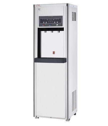 [淨園] HM-3187立地型/直立式冰溫熱三溫飲水機(搭贈$8800五道快拆EQ5 RO逆滲透純水機)