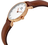 瑞典正品代購 Daniel Wellington 0900DW  玫瑰金鑽  真皮 錶帶 男女錶 手錶腕錶 26MM 4