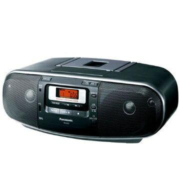 國際Panasonic 手提USB/CD收錄音機RX-D55-K★杰米家電☆