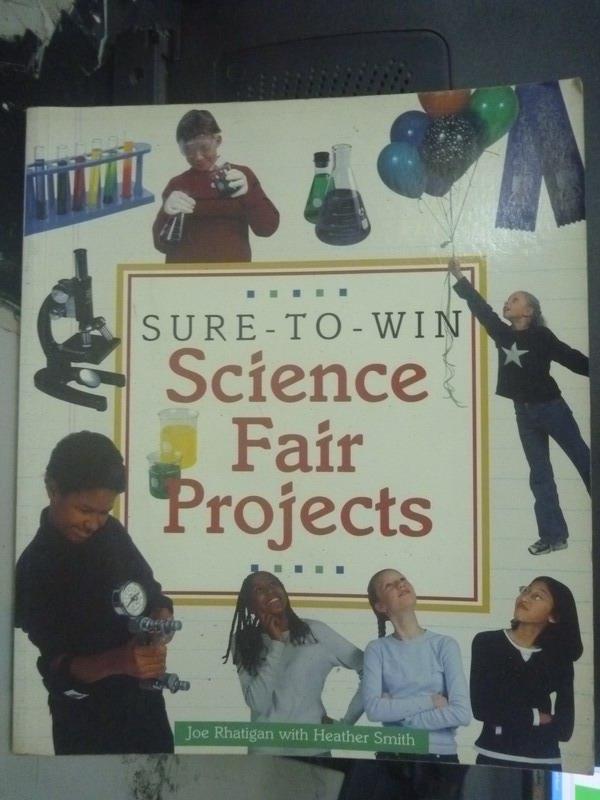 ~書寶 書T4/科學_YCM~Sure~To~Win Science Fair Proje