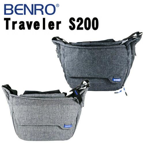 MY DC數位相機館:【BENRO百諾】TravelerS200行攝者系列單肩攝影包
