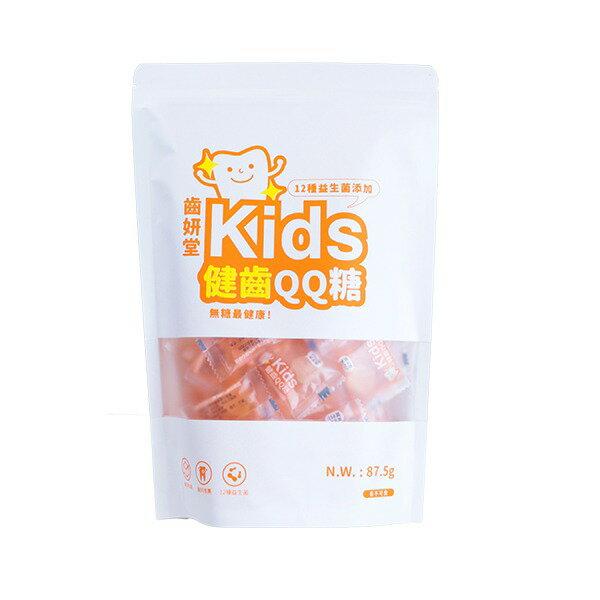 【淘氣寶寶】齒妍堂 Kids 健齒QQ糖 乳酸多多口味 35顆裝 / 包 0