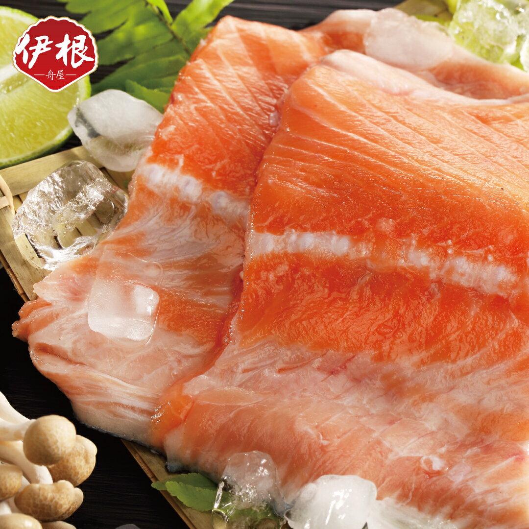 【伊根舟屋】鮮甜挪威鮭魚骨200克一包