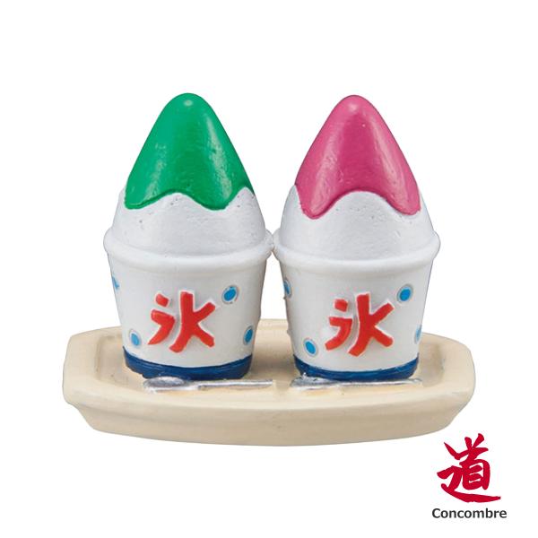Decole 公仔小物 / 佈置道具 - 兩人份的冰淇淋 Concombre ( ZSV-87936 ) 現貨