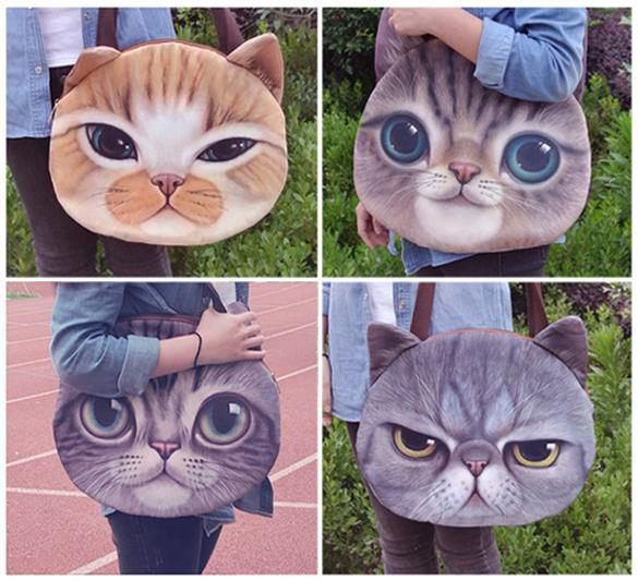 Women Animal Head Bag 0