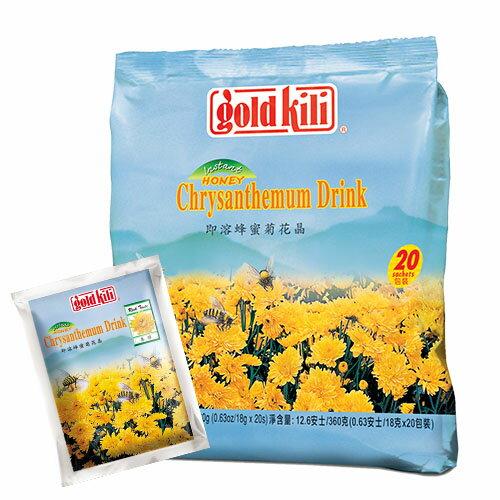 金麒麟蜂蜜菊花茶20包/袋裝