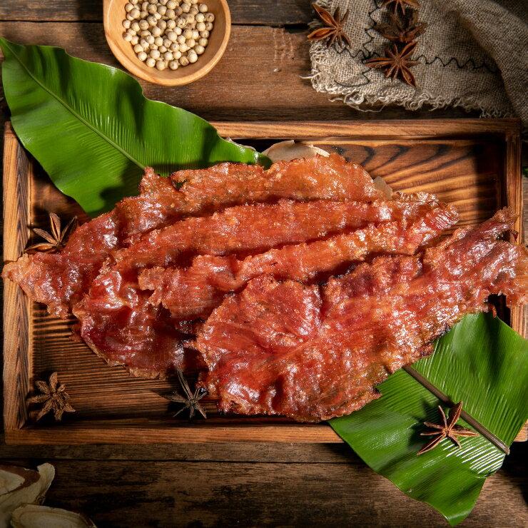 嚴選原味豬肉紙 180g / 包 肉乾 零嘴 台灣製造 新鮮食材 特選豬肉 2
