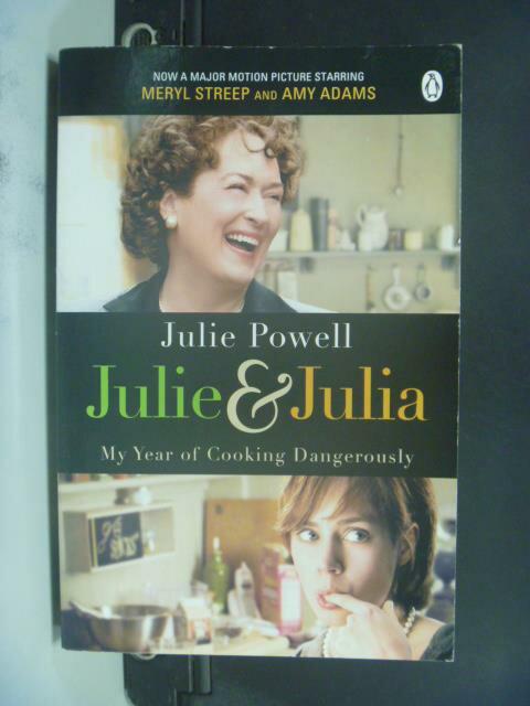 ~書寶 書T4/原文小說_OJM~Julie and Julia_Julie Powell