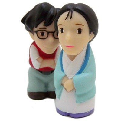 【真愛 】12022000068  指套娃娃-草壁易子媽媽 龍貓 TOTORO 豆豆龍 指套公仔 帶回