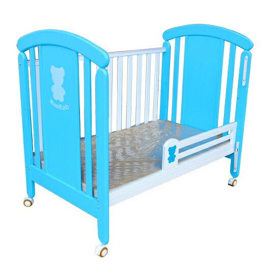 Mam Bab夢貝比 - 親親熊嬰兒床 日規大床 1