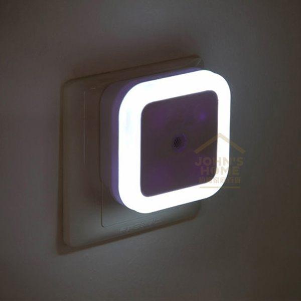 約翰家庭百貨》【FA130】LED光控小夜燈 省電節能感應光控燈 感應燈 壁燈 走廊燈 床頭燈 樓梯燈 4色可選