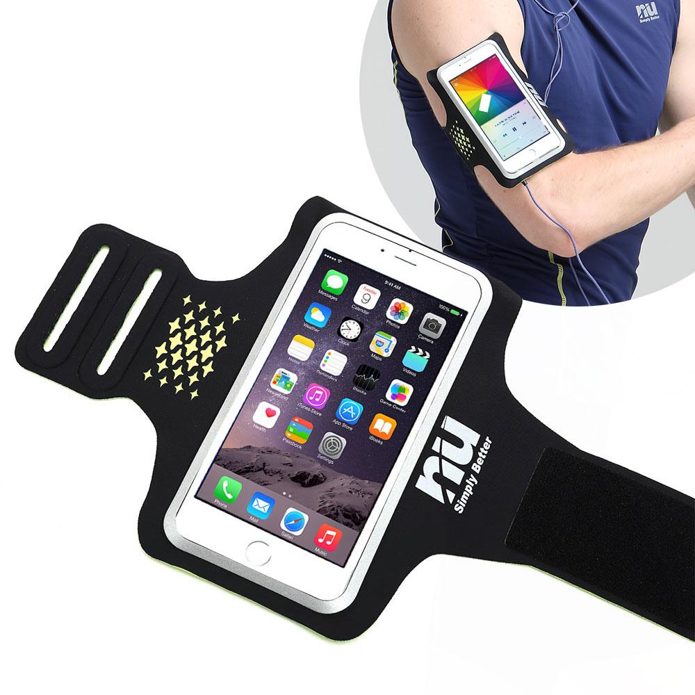 防潑水運動手機臂套 ◆NU旗艦店◆ 0