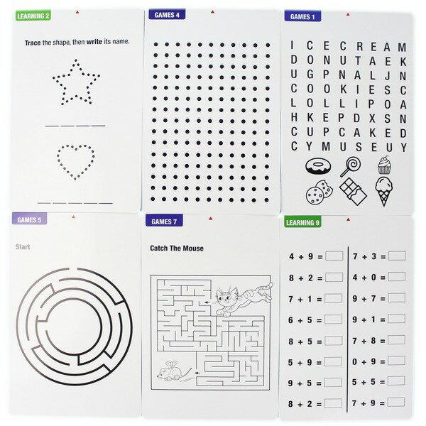 3D魔術燈光 寫字板 螢光畫畫板(附電池) / 一個入(促350) 777 塗鴉畫畫板-CF147681 8