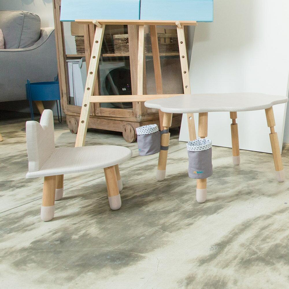 兒童書桌  學習桌  遊戲桌    MyTolek 童樂可 樂遊桌~棉花糖+喵喵椅 2
