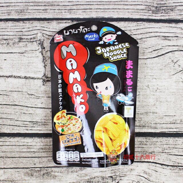 【0216零食會社】日日旺 香脆點心麵(披薩口味)