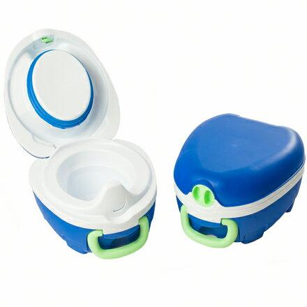 MyCarryPotty凱利幼兒氣密學習攜帶便器-寶藍【悅兒園婦幼生活館】