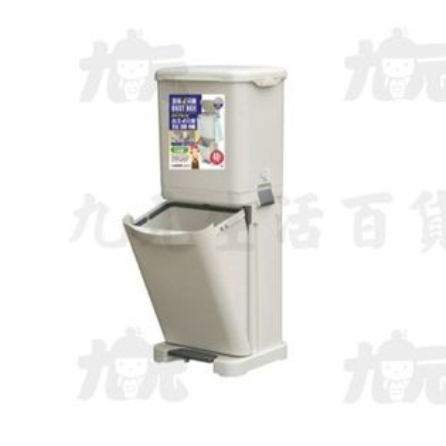 【九元生活百貨】聯府PW-40台北四分類垃圾桶PW40