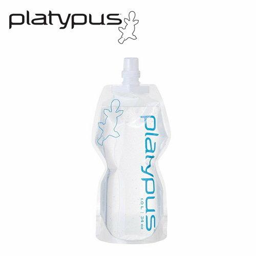 ├登山樂┤美國PlatypusSoftBottle軟式運動水瓶1L-鴨嘴獸#PLATY-09249
