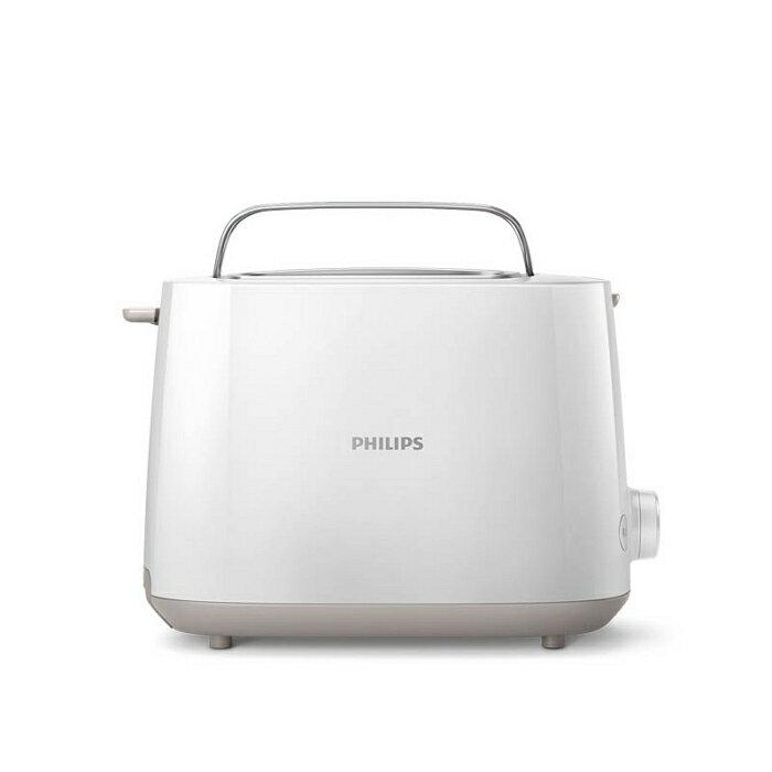 飛利浦電子智慧型厚片烤麵包機-白色 1