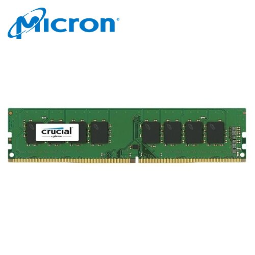 Micron 美光 Crucial 4GB DDR4 2133 桌上型記憶體【三井3C】
