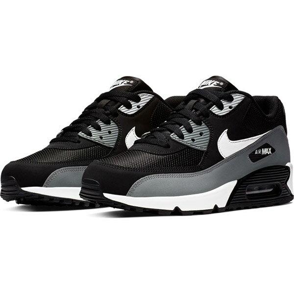 【NIKE】NIKE AIR MAX 90 ESSENTIAL 休閒鞋 運動鞋 緩震 黑 男鞋 - AJ1285018