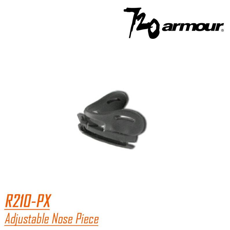 【露營趣】720 armour R210-PX 加高鼻墊 高鼻墊 適用 Rider 變色片款 T337-11-PX-E T337-12-PX-E